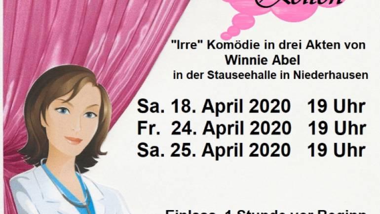 "Theatergruppe Nahe Theatrium präsentiert ""Neurosige Zeiten"""