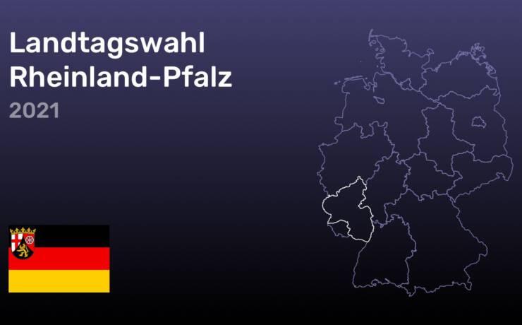 Landtagswahlen Rheinland-Pfalz 2021